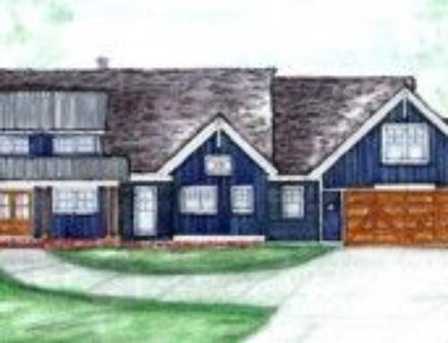 The Fresh Farmhouse (2017 Parade of Homes)